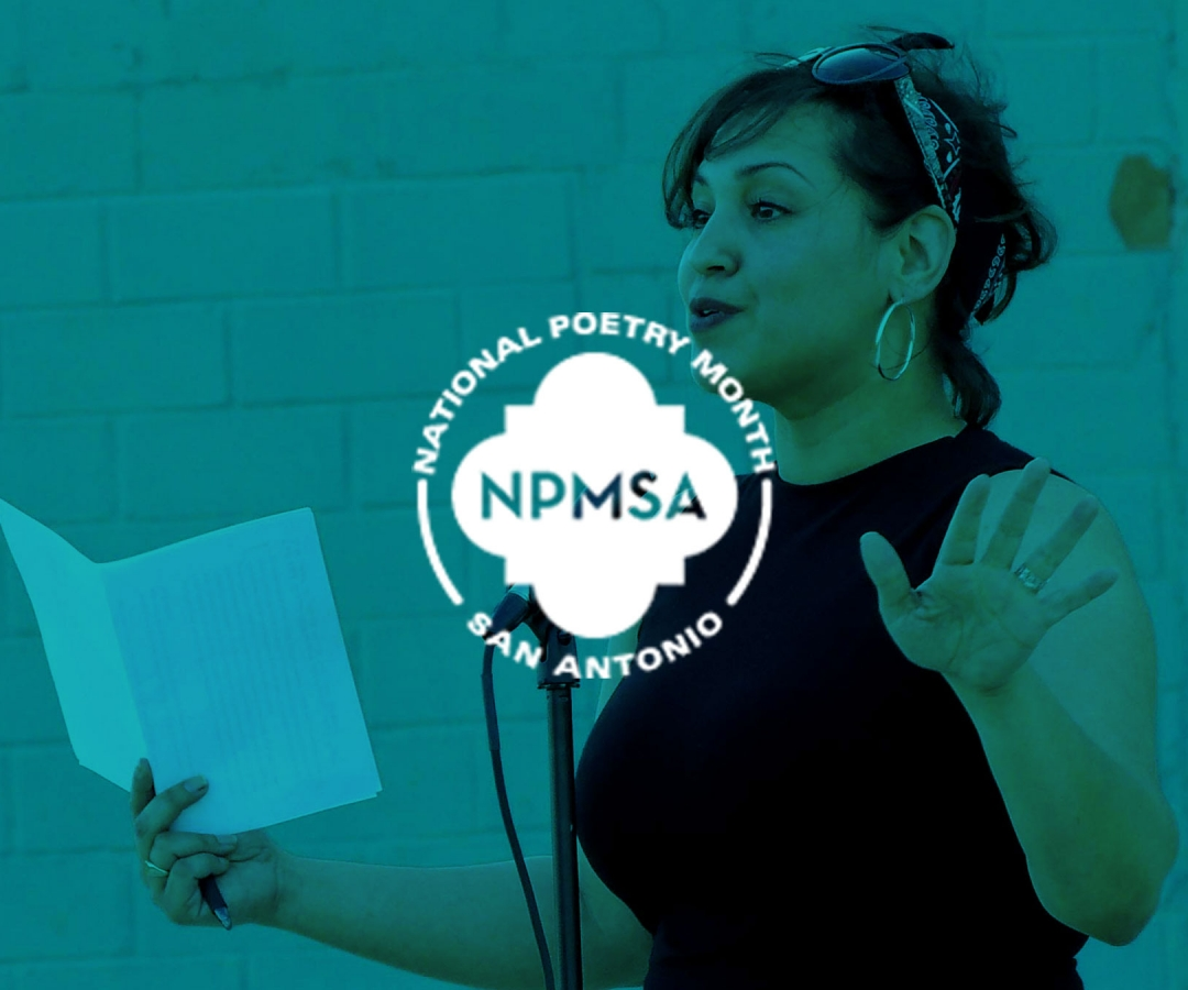 National Poetry Month – San Antonio